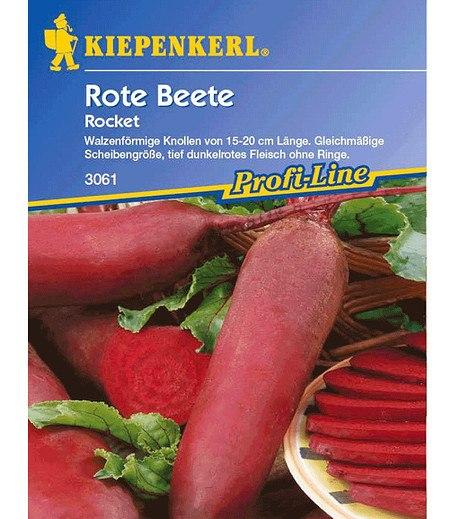 "Kiepenkerl Rote Rüben ""Rocket"",1 Portion"