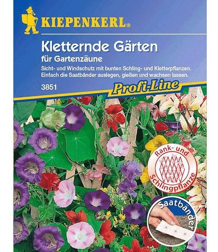 """Kiepenkerl Saatband """"Kletternde Gärten"""",5 Meter"""