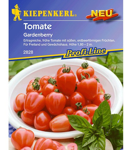 "Kiepenkerl Tomate ""Gardenberry®"",1 Portion"