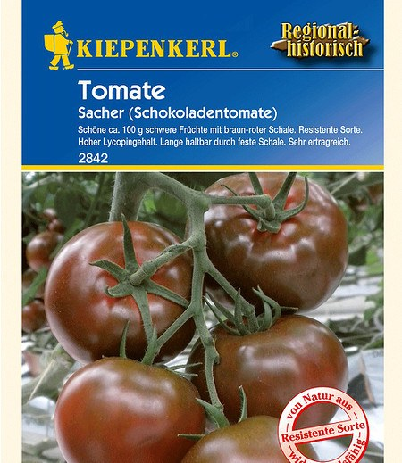 Kiepenkerl Tomate 'Sacher',1 Portion