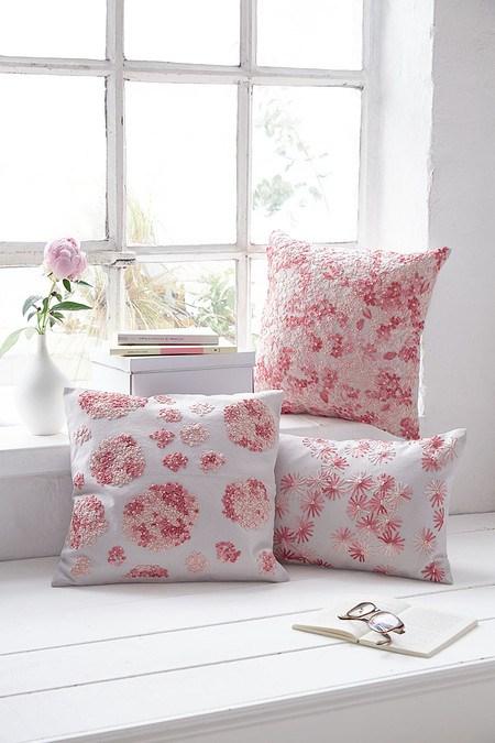 Kissenhülle Rosalie Blüten