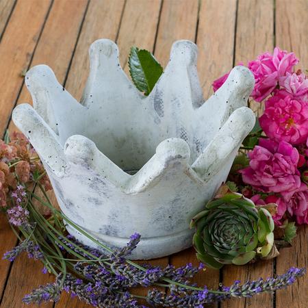 Krone Vase, groß