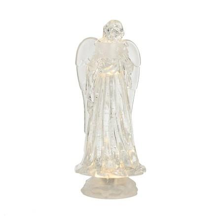 LED Engel Kristall