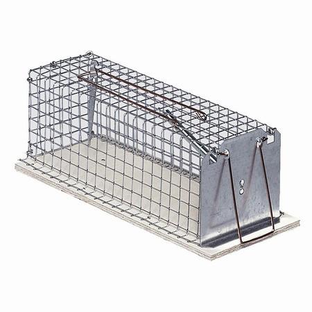 LUNA Drahtkastenfalle für Ratten, mit 1 Einlauf