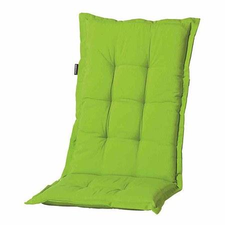 MADISON Auflage für Sessel hoch, Panama lime, 75% Baumwolle 25% Polyester