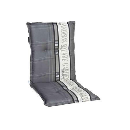 MADISON Auflage für Sessel niedrig, Madison Garden 50% Baumwolle 50% Polyester