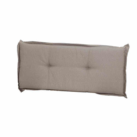 MADISON Bankauflage 110 cm, Panama taupe, 75% Baumwolle 25% Polyester