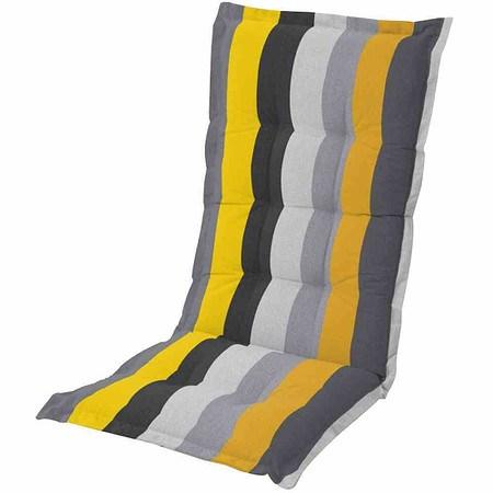 MADISON Victoria gelb Auflage Sessel h75% Baumwolle 25% Polyester