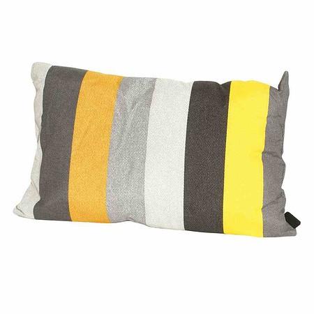 MADISON Victoria gelb Zierkissen 40x6075% Baumwolle 25% Polyester