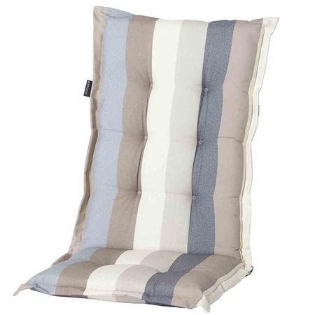 MADISON Victoria taupe Auflage Sessel75% Baumwolle 25% Polyester