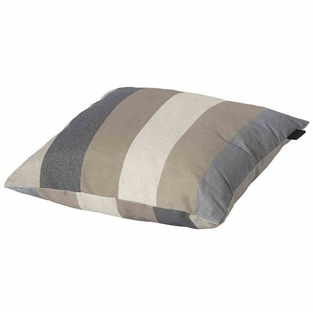 MADISON Victoria taupe Zierkissen 50x575% Baumwolle 25% Polyester
