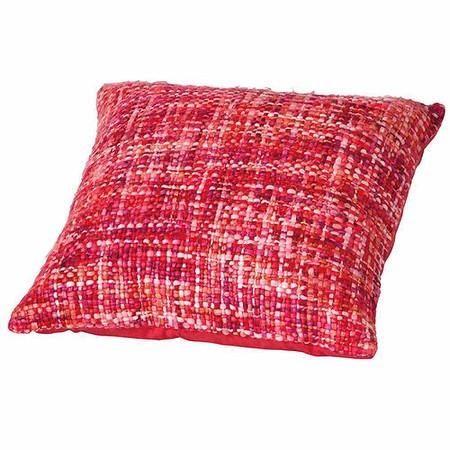 MADISON Zierkissen 50x50 cm, Suus red, 100% Baumwolle
