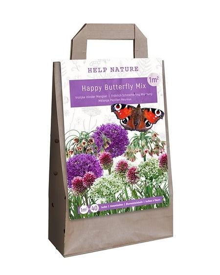 Mein schöner Garten Blumenwiebel-Mix 'Happy Butterfly'