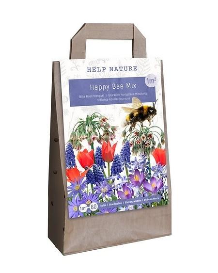 Mein schöner Garten Blumenzwiebel-Mix 'Happy Bee'