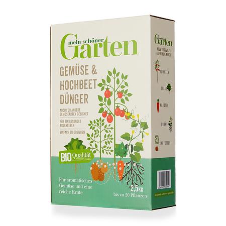 Mein schöner Garten Hochbeet- & Gemüsedünger