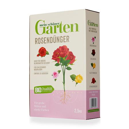 Mein schöner Garten Rosendünger