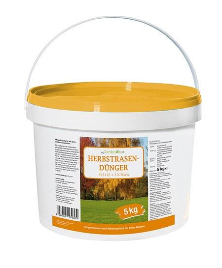 myGardenlust Herbst-Rasendünger