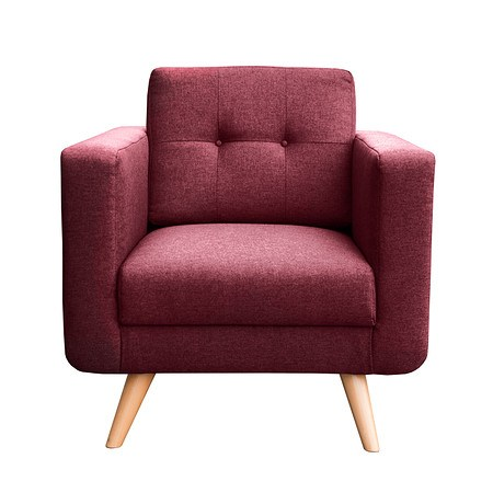 myHomery Lounge Sessel Hedvig