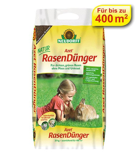 Neudorff NEUDORFF® Azet® RasenDünger,20 kg