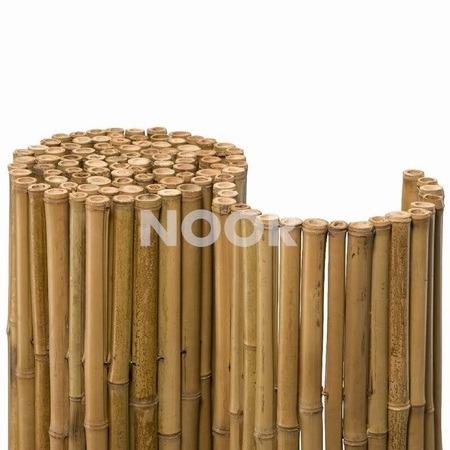 NOOR Bambusmatte Deluxe Sichtschutzmatte Bambus Ø 24 mm