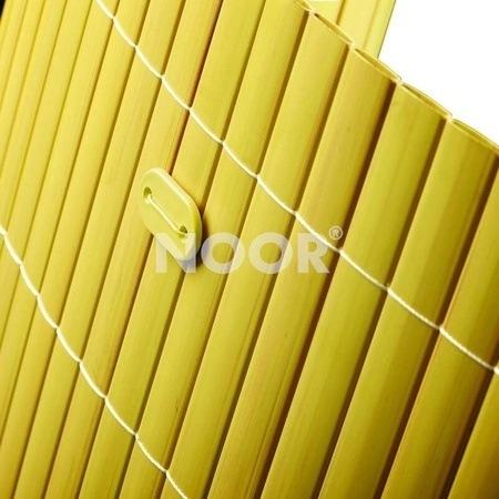 NOOR Befestigungskit für PVC Sichtschutzmatten 26 Stück