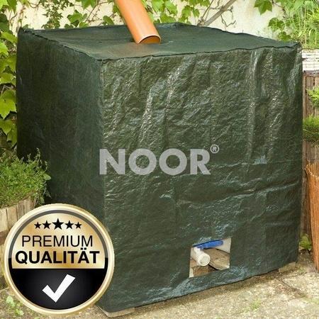 NOOR IBC Container Cover Premium Wassertank grün