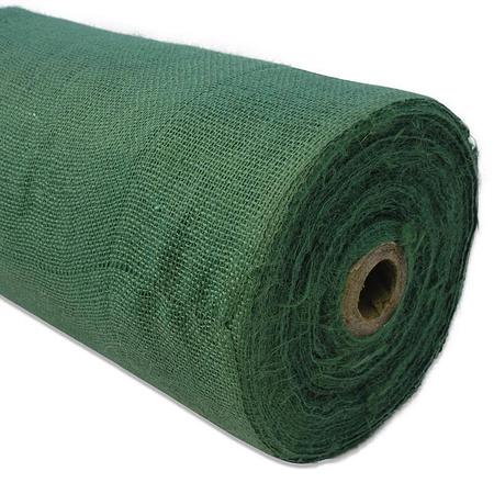 NOOR JUTEGEWEBE H215/100 cm grün