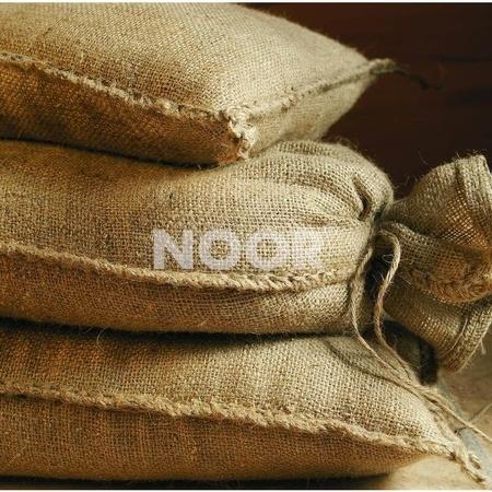 NOOR Sandsäcke Jute 20kg (30 x 60 cm) 10er Pack