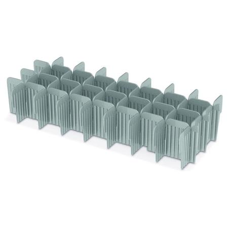 NOOR Setzkasten für Hochbeet Calipso für 32 Setzlinge