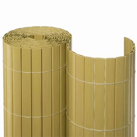 NOOR Sichtschutzmatte PVC 0,90x3 m, grün