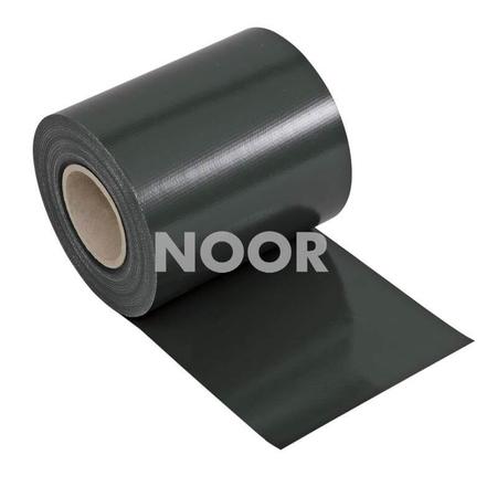 NOOR Sichtschutzstreifen PVC Zaunblende 0,19x35 m Zaun