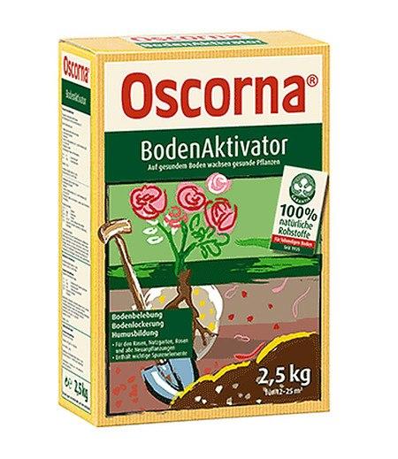 Oscorna OSCORNA®-Boden Aktivator,2,5 kg