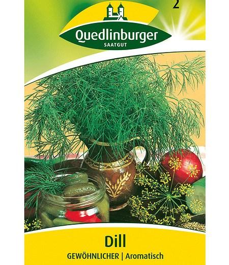 Quedlinburger Dill, einfach,1 Portion