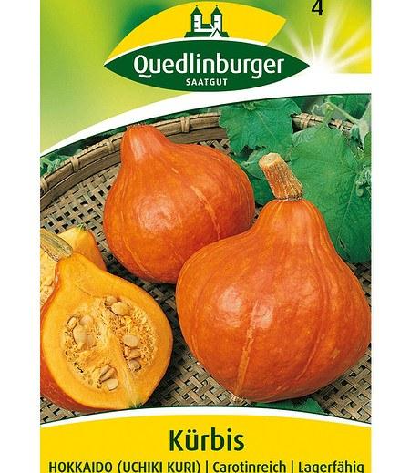 "Quedlinburger Speisekürbis ""Hokkaido"",1 Portion"