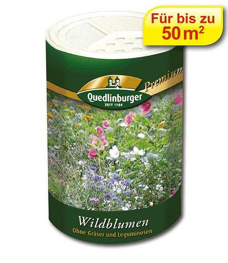 Quedlinburger Wiesenblumen-Mix für 50 m²,1 Packung