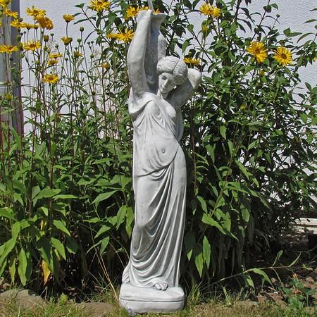 """Quellstein - Figur, Statue """"Hebe"""" Göttin der Jugend"""