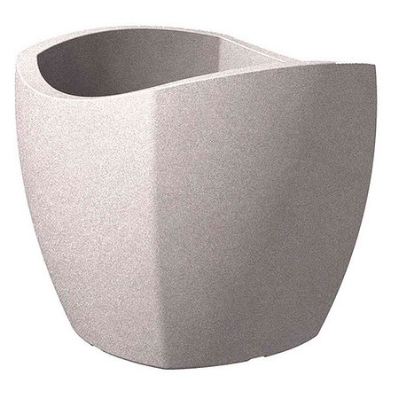 SCHEURICH Wave Cubo, taupe granit