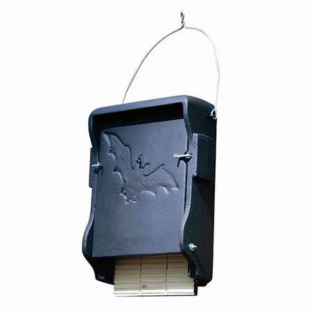 SCHWEGLER Fledermaushöhle aus Holzbeton Maße: 14x27x43cm