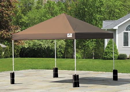 ShelterLogic Ballastsäcke, 4er-Pack, 20x21x8 cm (BxTxH)