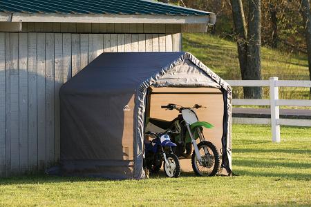 ShelterLogic Gerätehaus Shed-in-a-Box 3,24m², 180x 180x 180 cm (BxTxH)