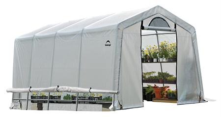ShelterLogic Gewächshaus 18,3m², 300x 610x240 cm (BxTxH)