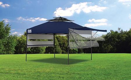 ShelterLogic Quick Shade Pavillon, 305x 305x 300 cm (BxTxH)