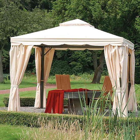 siena garden dach bezug zu pavillon dubai 3x3 m 100 polyester pu beschichtet g nstig online
