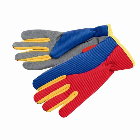 SIENA GARDEN Kinderhandschuh Spandex, Spandex/Kunstleder