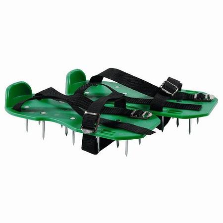SIENA GARDEN Rasenlüfterschuhe, Farbe: grünuniversell passend