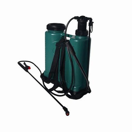 SIENA GARDEN Rückenspritze 15l, Farbe: grün