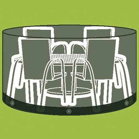 SIENA GARDEN Sitzgruppenhülle 230x135 cm, Polyestergewebe Oxford 600, anthrazit, ov