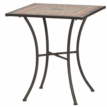 siena garden tisch prato eckig 60x60 eisen mit mosaikoptik g nstig online kaufen mein sch ner. Black Bedroom Furniture Sets. Home Design Ideas