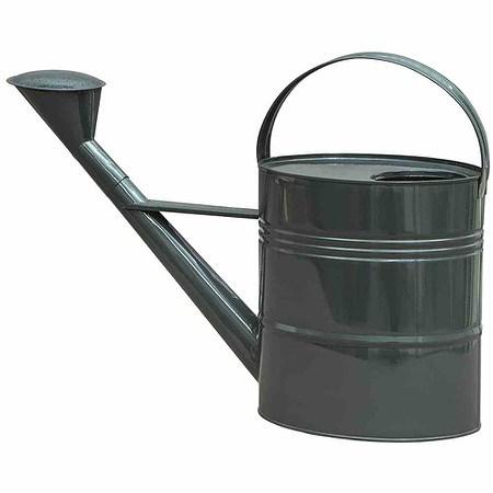 SIENA GARDEN Zinkgießkanne 10l, Stahlblechanthrazit