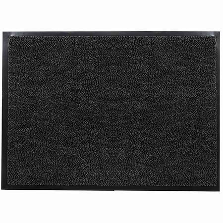 SIENA HOME Fußmatte Mono 40 x 60 cm anthrazit